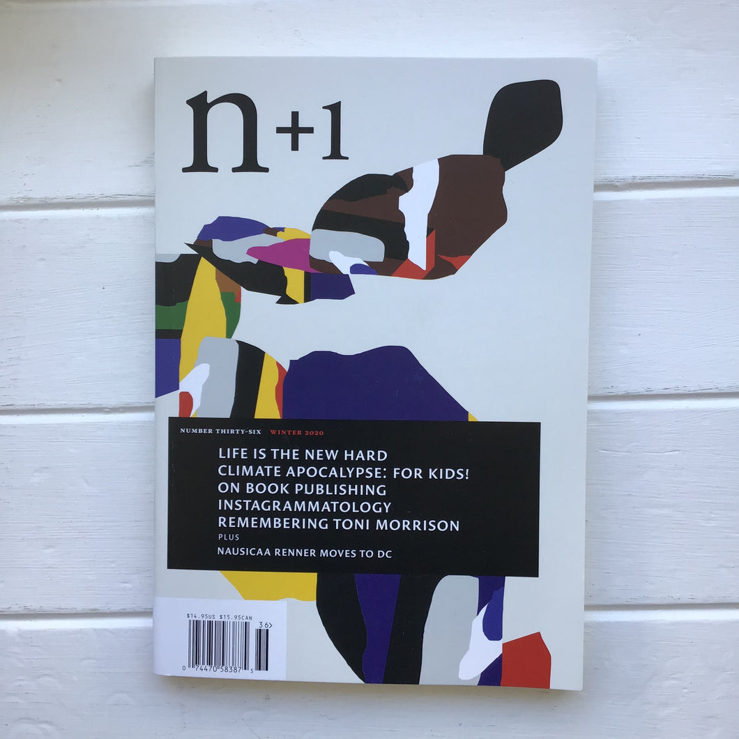 n+1 - Issue 36