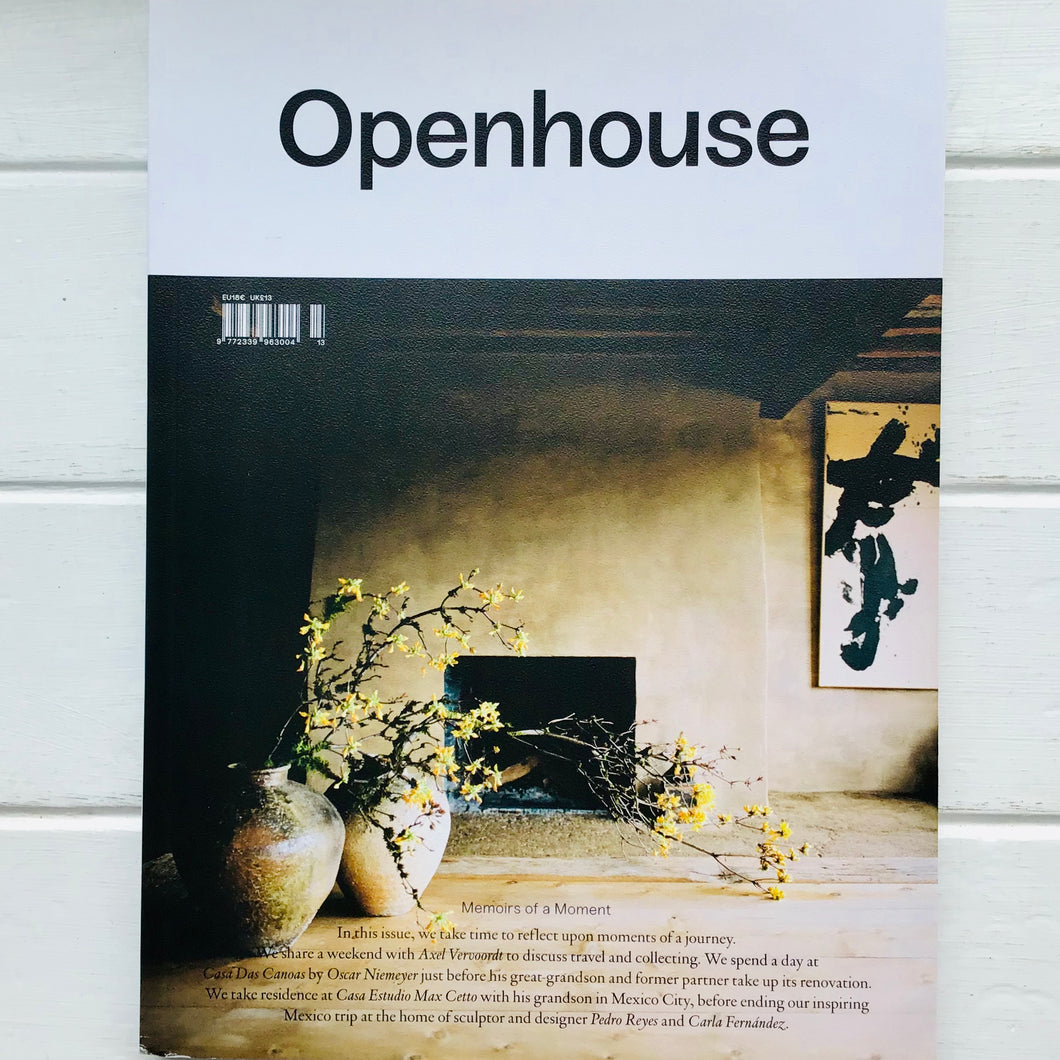 Openhouse - Issue 13