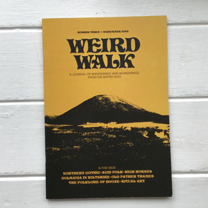 Weird Walk - Issue 3