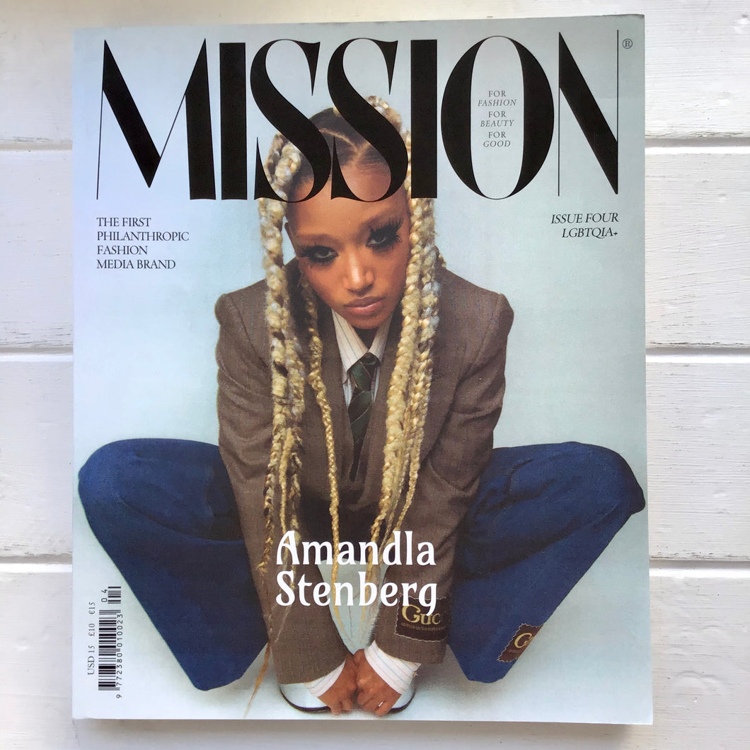 Mission - Issue 4