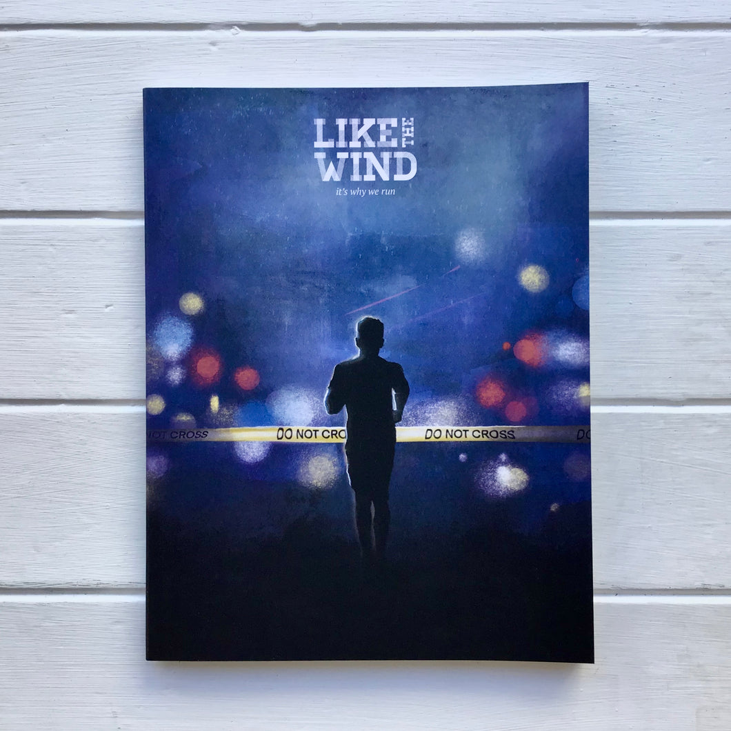 Like the Wind - Issue 23