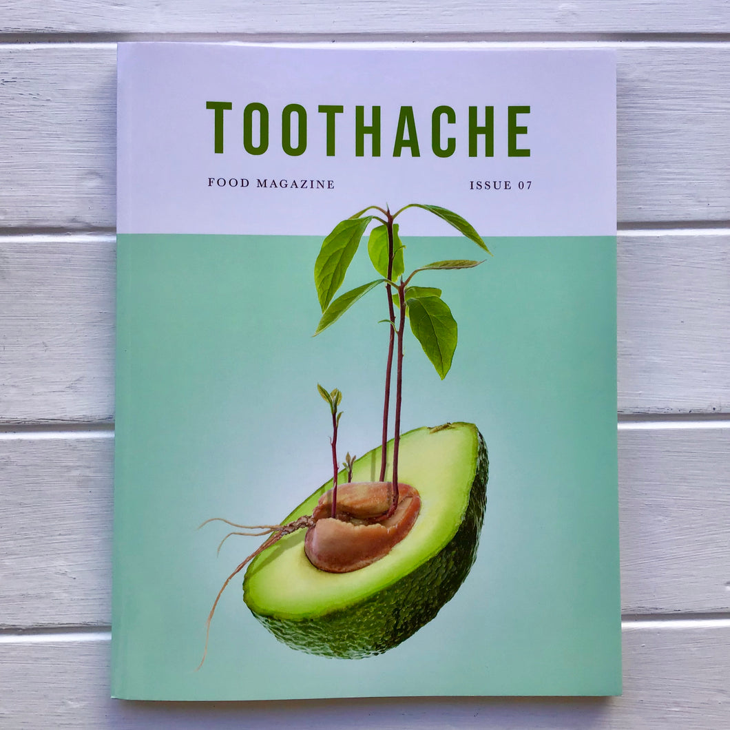 Toothache - Issue 7