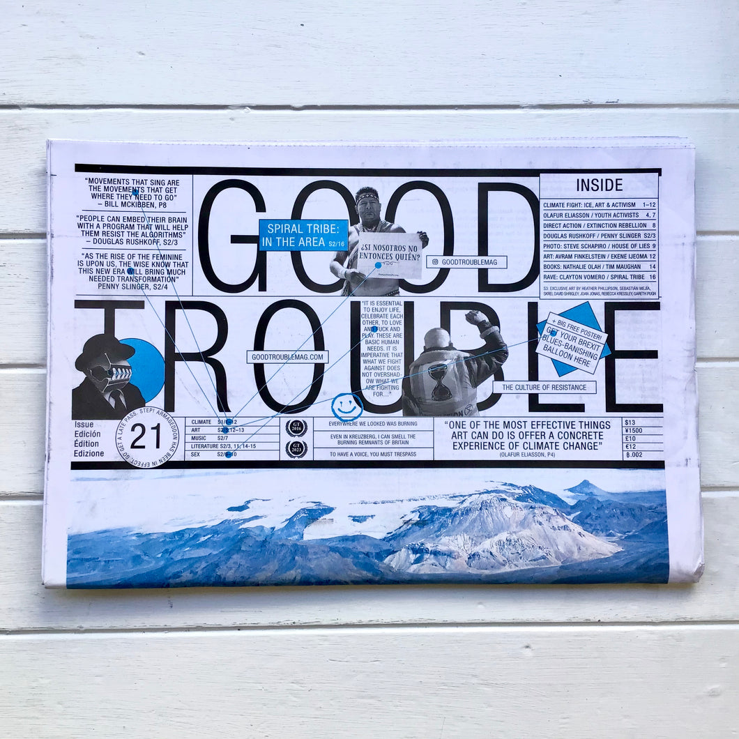 Good Trouble - Issue 21