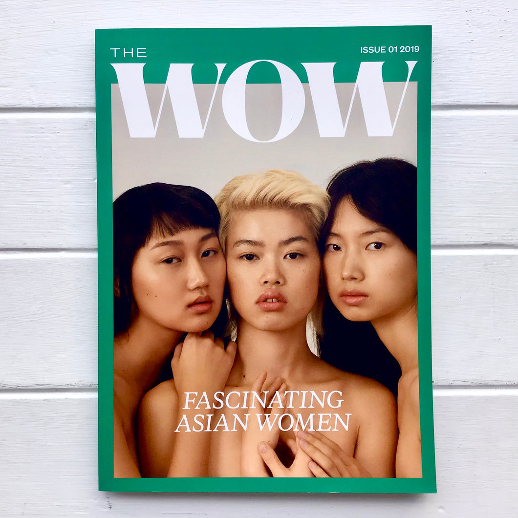 The WOW - Issue 1 + 2