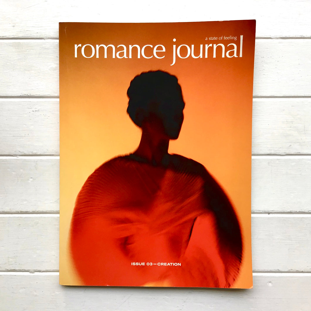 Romance Journal - Issue 3