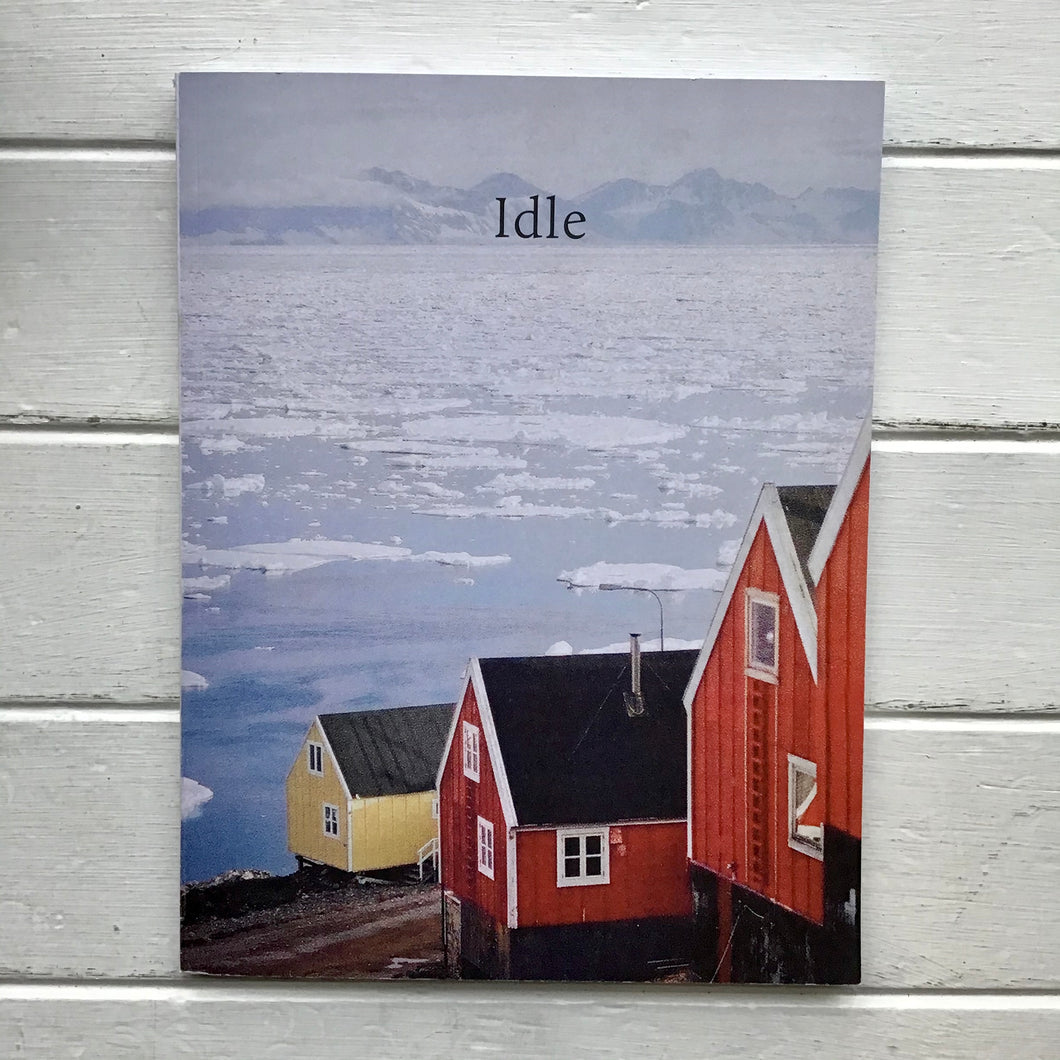 Idle - Issue 4 (Houses)
