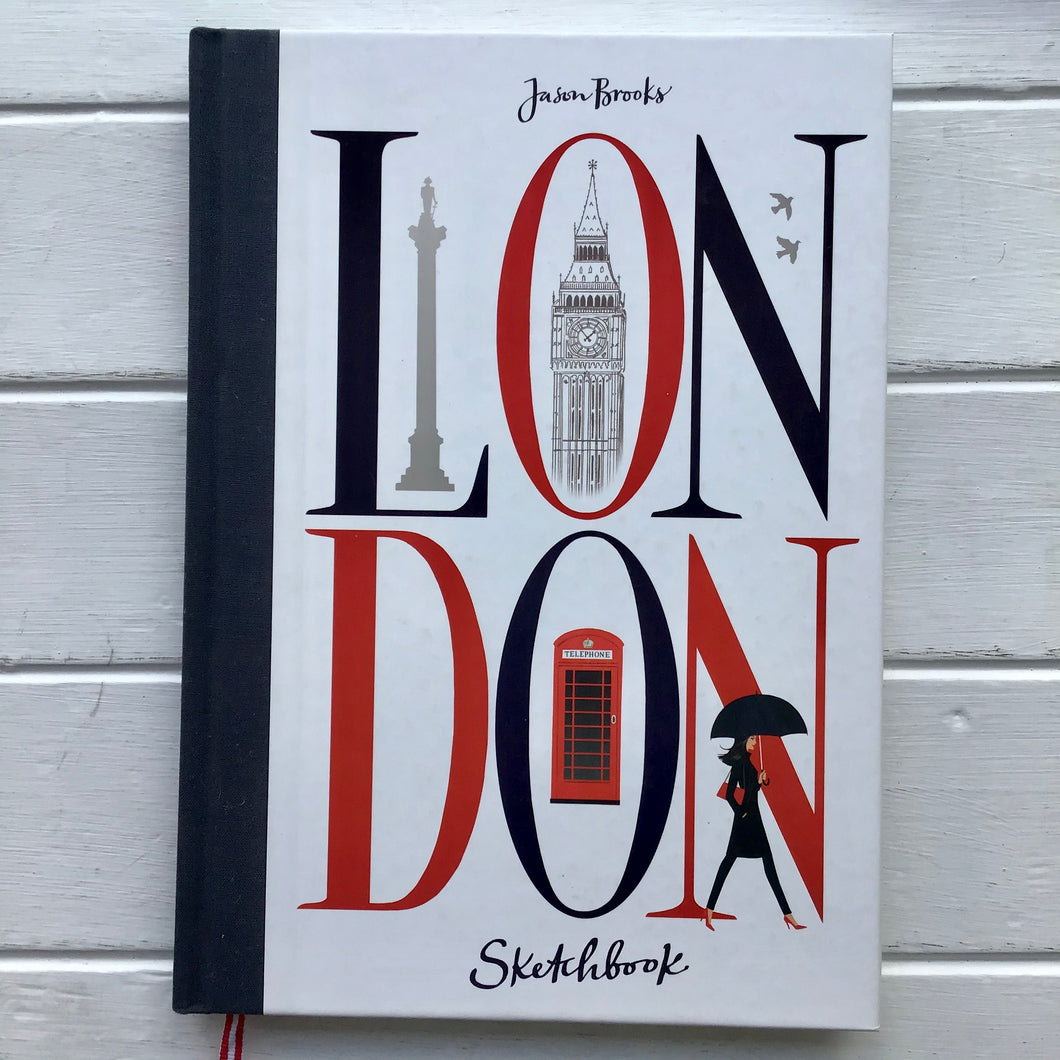 London Sketchbook - Jason Brooks