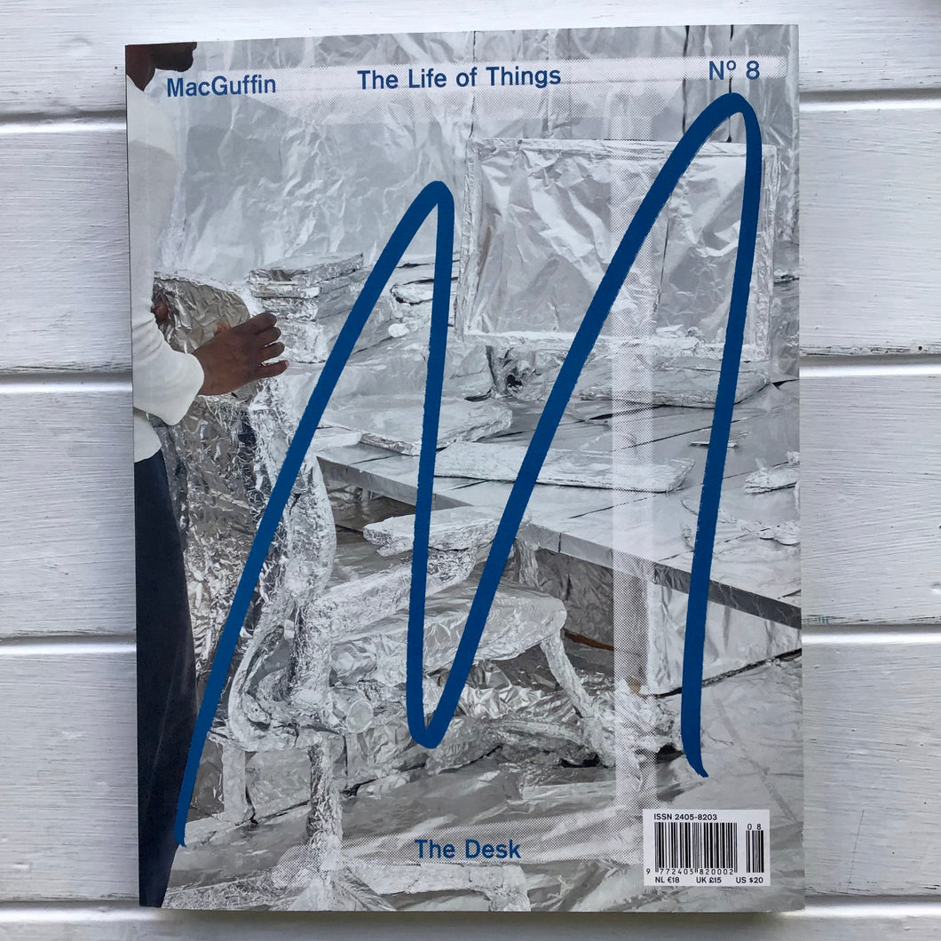 MacGuffin - Issue 8  'The Desk'