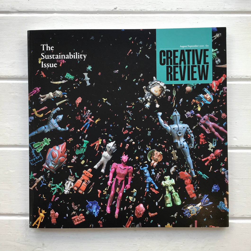 Creative Review - Aug/Sept 2020