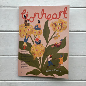 Lionheart - Issue 12