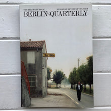 Load image into Gallery viewer, Berlin Quarterly - Issue 11
