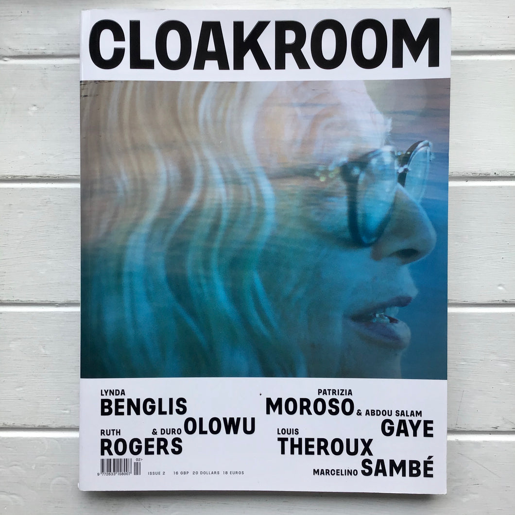 Cloakroom - Issue 2