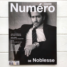 Load image into Gallery viewer, Numero Homme - Issue 38