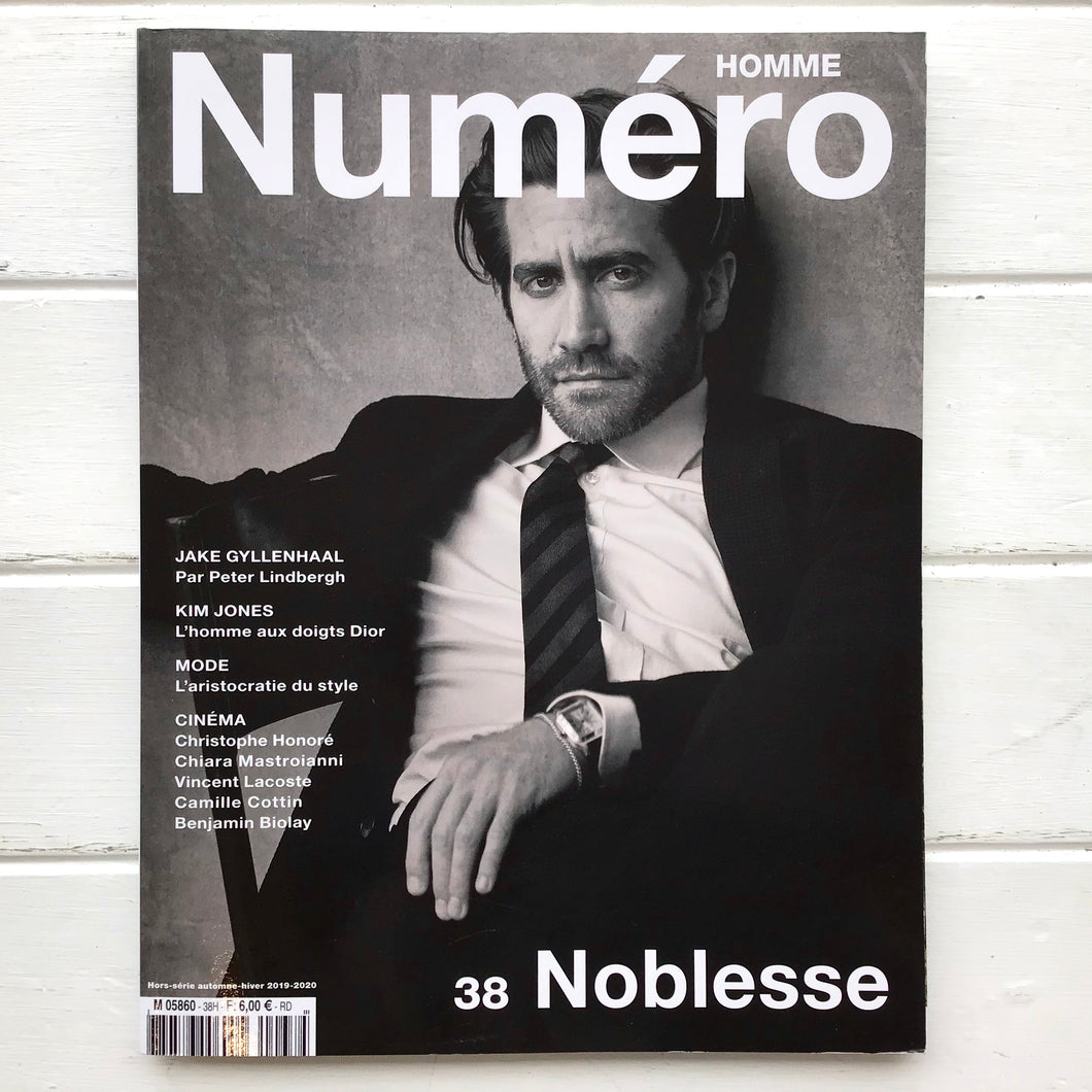 Numero Homme - Issue 38