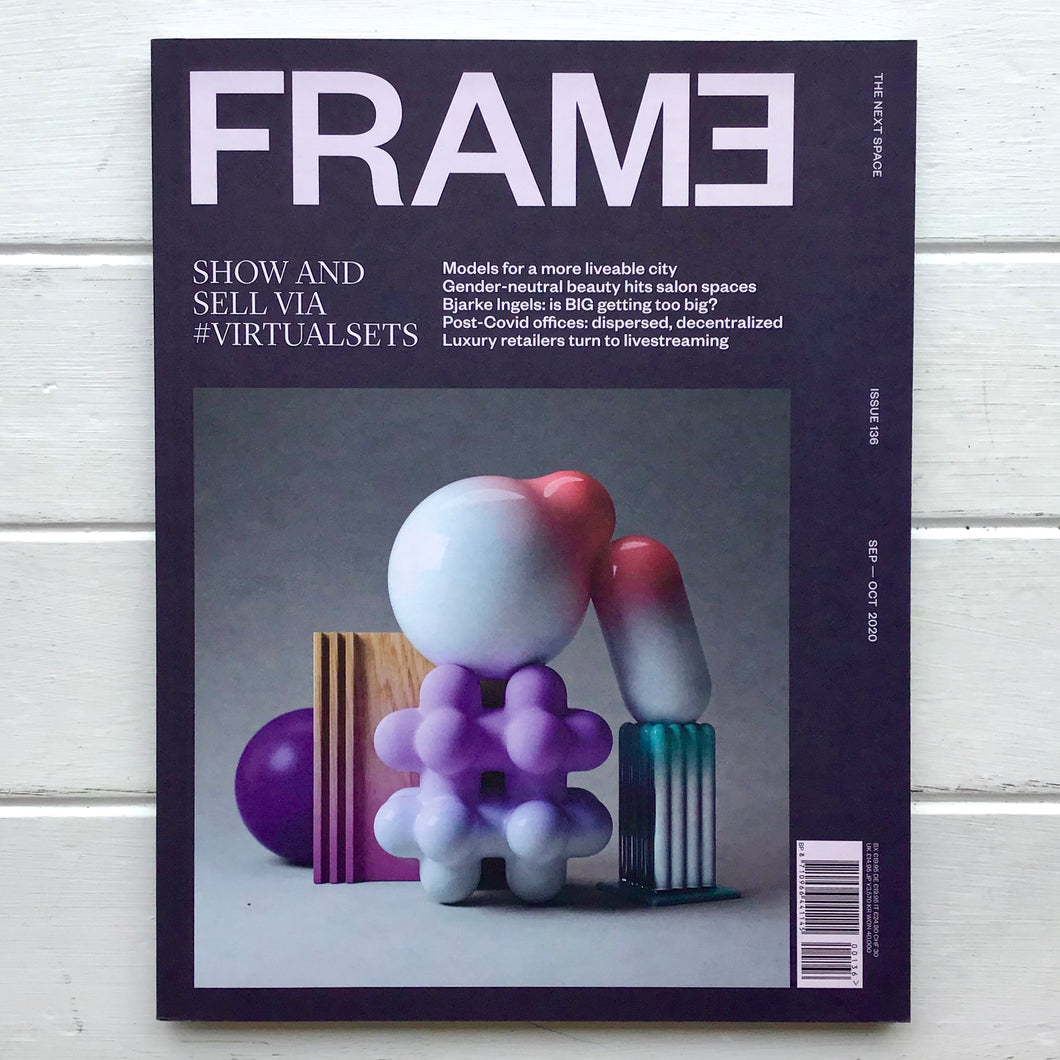 Frame - Issue 136