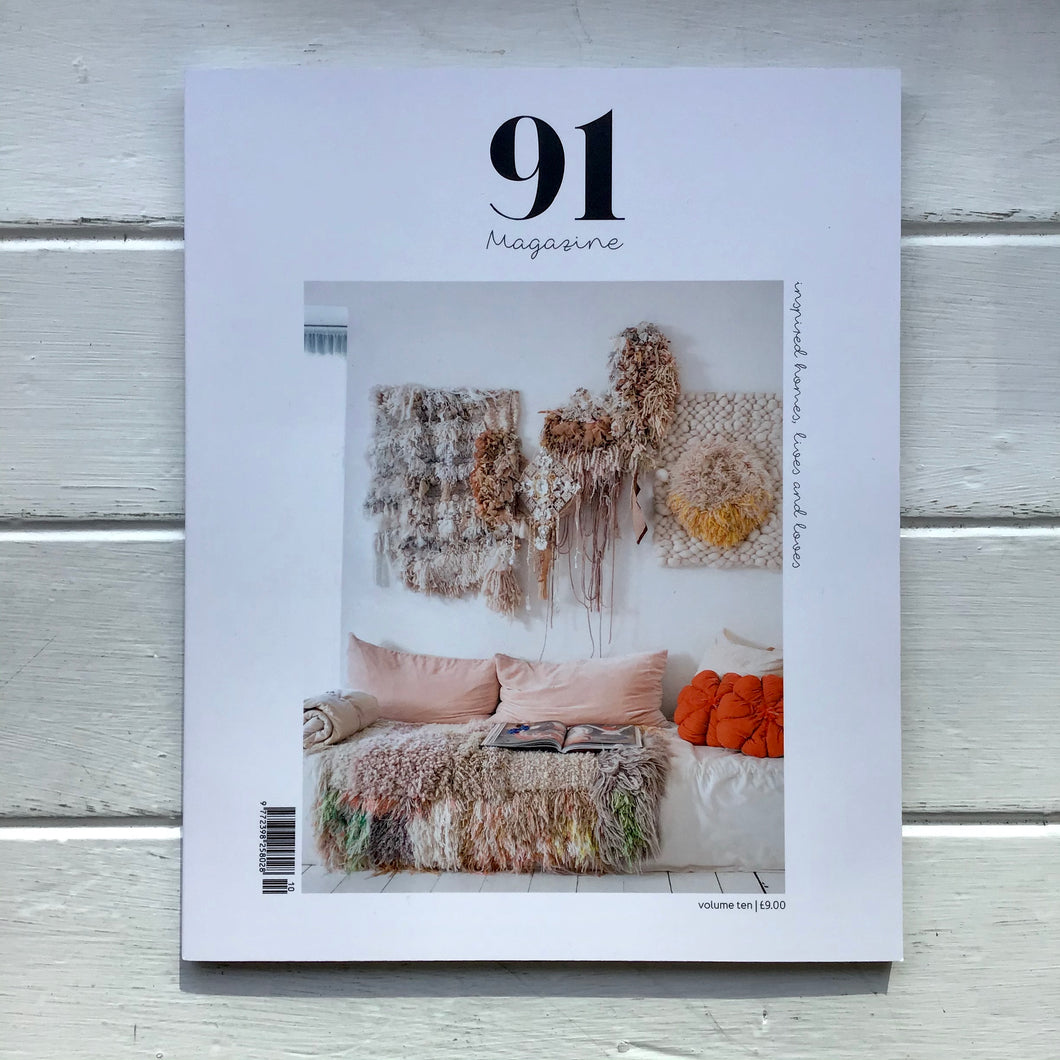 91 Magazine - Issue 10