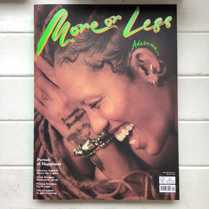 More or Less - Issue 4