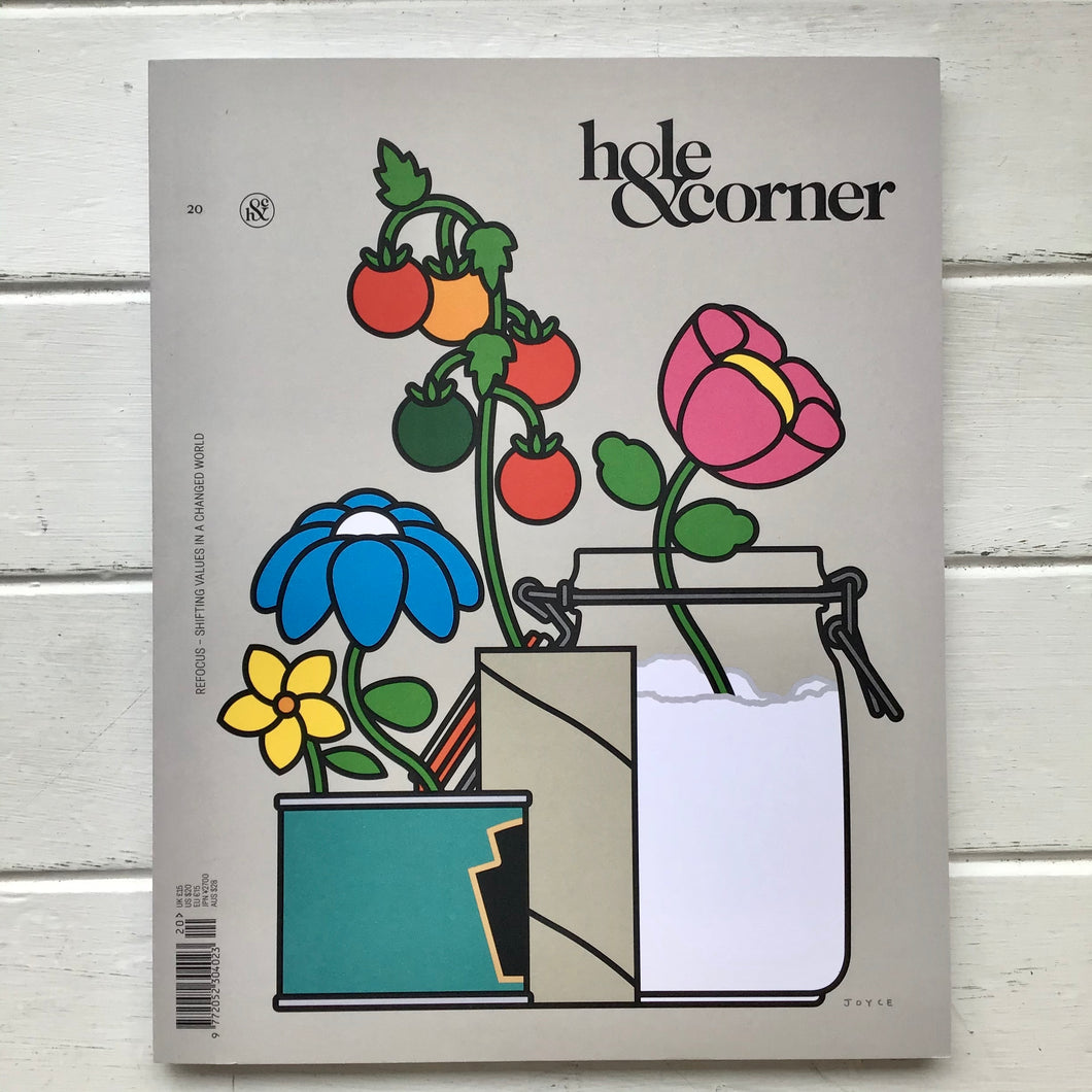 Hole and Corner - Issue 20