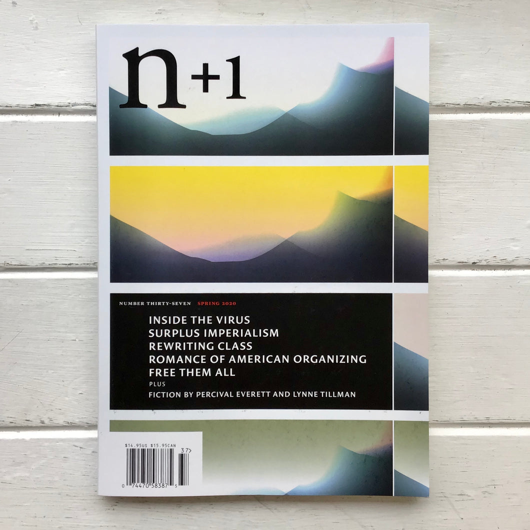 n+1 - Issue 37
