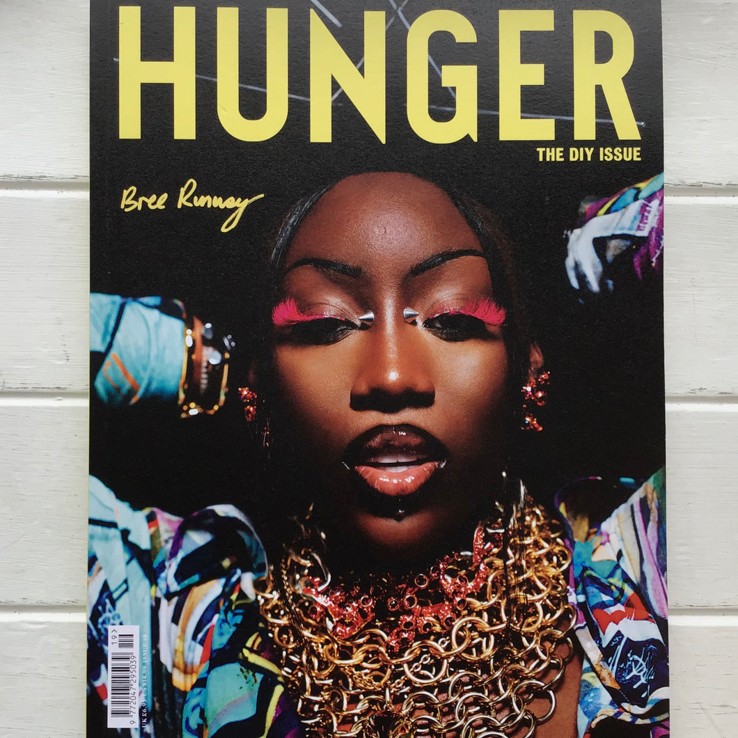 Hunger - 19 'The DIY Issue'