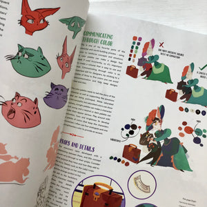 Character Design Quarterly - Issue 13