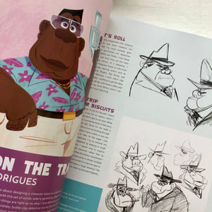 Character Design Quarterly - Issue 14