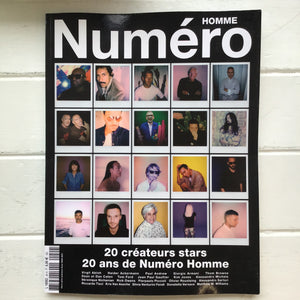 Numero Homme - Issue 40