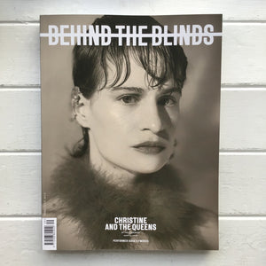 Behind the Blinds - Issue 9
