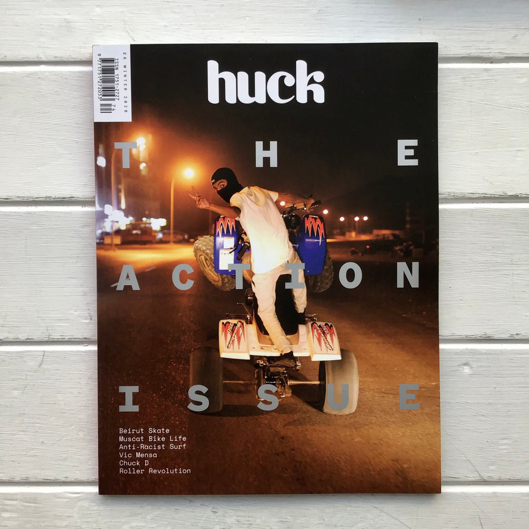 Huck - Issue 74