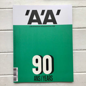 AA / L'Architecture d'aujourd'huis - Issue 439
