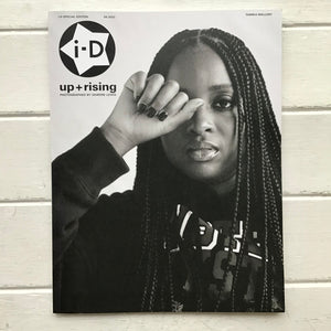 i-D - Up and Rising Zine