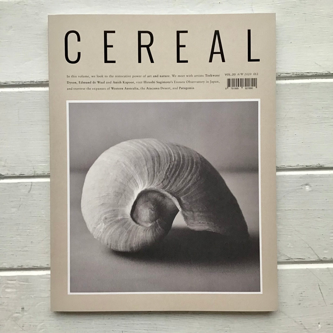 Cereal - Issue 20