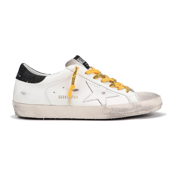 GOLDENGOOSE Sneakers WhiteYellow
