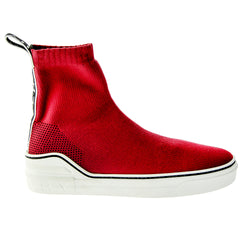 GIVENCHY Sneaker Maille Red