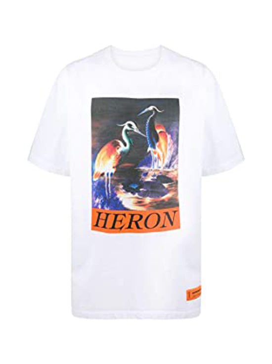 HERON PRESTON Tshirt White