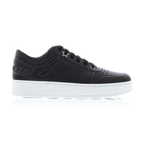 JIMMY CHOO Sneakers Black and White