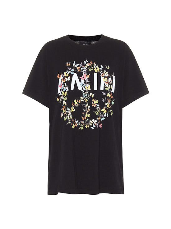 AMIRI Peace Butterfly Tee Black