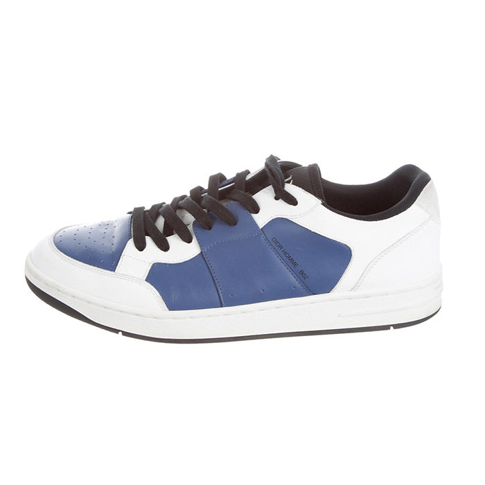 DIOR Sneakers B02 Blue/White