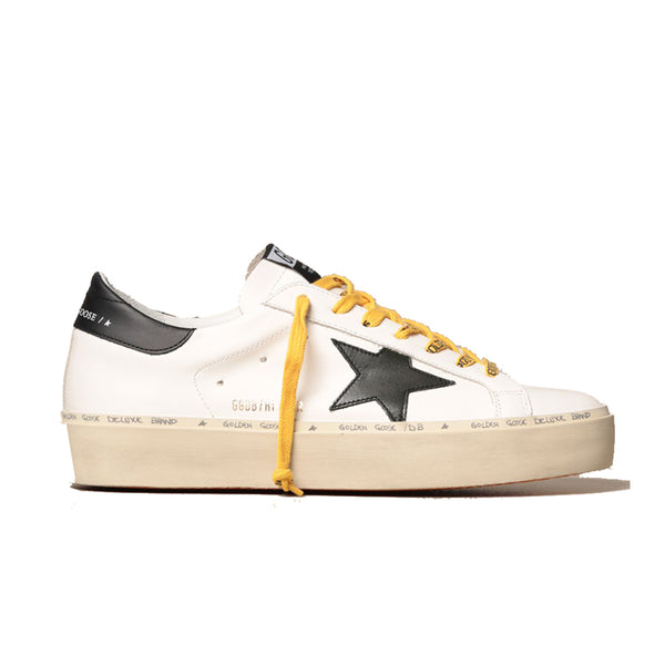 GOLDENGOOSE Sneakers BlackYellow