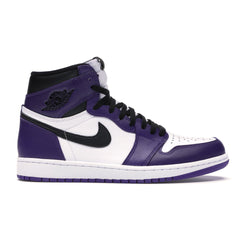NIKE Jordan 1 Retro High Court Purple White
