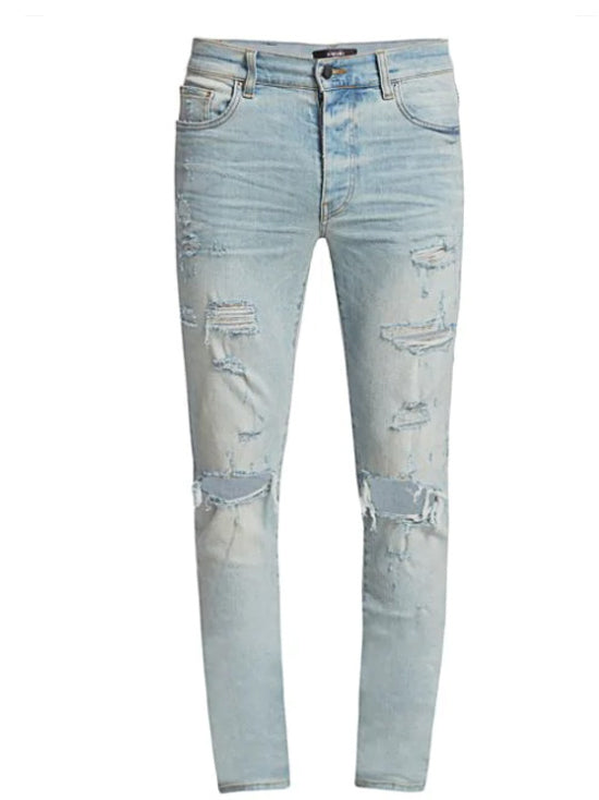 AMIRI Jeans Thrasher Plus Light