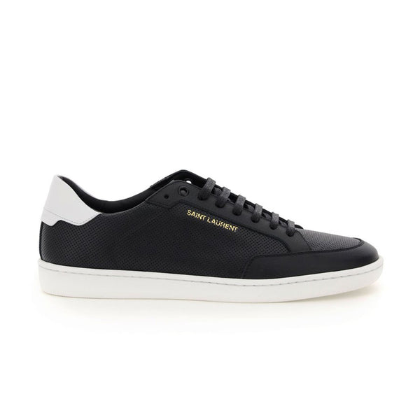 SAINT LAURENT Sneakers All Black
