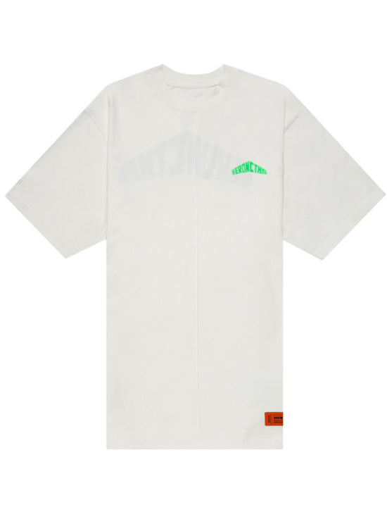 HERON PRESTON Print Logo Green