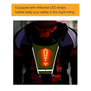 Remote Control Cycling/Night Running Vest