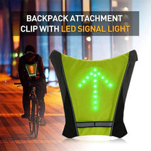 Load image into Gallery viewer, Remote Control Cycling/Night Running Vest