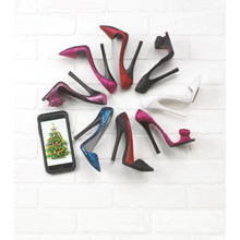 Load image into Gallery viewer, Cell Phone High Heel Caddy (Accessories)
