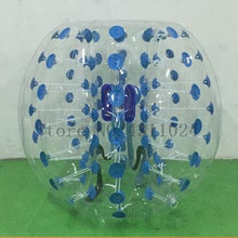 Load image into Gallery viewer, PVC Bubble Human Zorb Hamster Ball (Staying Safe and Having Fun)