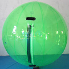 Load image into Gallery viewer, Transparent Multi-Colored/function Inflatable Human Ball (A Way to Stay Safe)