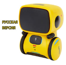 Load image into Gallery viewer, Newest Type Smart Robots Dance Voice Command 3 Languages Versions Touch Control Toys Interactive Robot Cute Toy Gifts for Kids