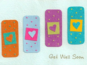 Get Well Bandages